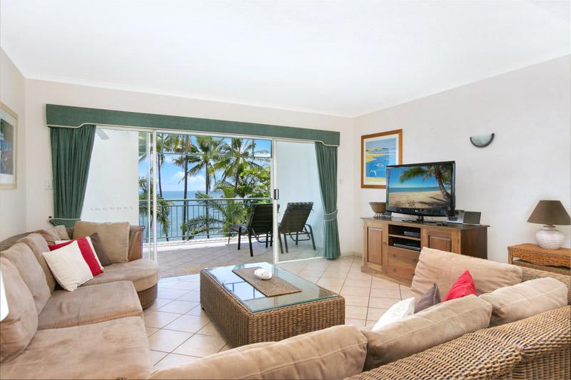 2 Bedroom Beachfront Apartments